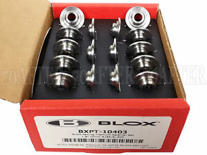 Blox Racing Titanium Retainers for Honda B18A B18B B20 DOHC