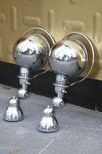 Jielde de Lámpara de Espejo pulido de par industrial francés