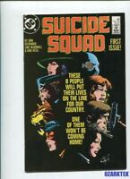 Suicide SQUAD 1 Copper Age Key DC Comic 1st Issue VF