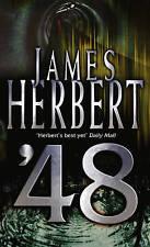 '48, Herbert, James, 0006476007, Very Good Book