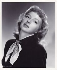 EVELYN KEYES Beautiful Original Vintage COBURN Columbia Pictures Portrait Photo