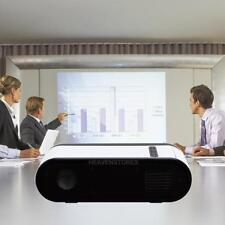 Mini Pocket 1080P HD LED Projector Home Theater Cinema Projector with Speaker