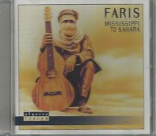 FARIS - Mississippi to Sahara - CD new