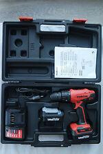 Maktek by Makita MT080E Akku-Schlagbohrschrauber 14,4 Volt im Koffer
