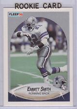 EMMITT SMITH ROOKIE CARD 1990 Fleer Update #U-40 RC $$ Football DALLAS COWBOYS!