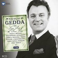 Nicolai Gedda - ICON  Nicolai Gedda 85th Birthday [CD]