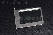 iPhone 4 4s ALU micro SIM slot tray Halter Schacht card holder Schlitten 4G 4Gs