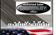 ALUMALOY 1 lb: Aluminum Brazing Rods ~ No Welding ~ Polish Paint Drill & Tap