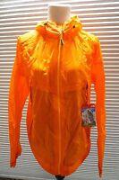 Mens The North Face Cloud Venture Jacket Monster Orange RV$129
