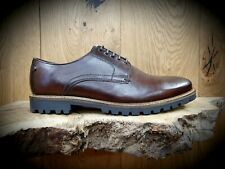 BASE LONDON // Hogan // Mens Brown Shoes // NEW For AW19