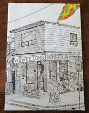 Wowee Zonk 4 Koyama Press 2012 Patrick Kyle Chris Kuzma paperback Graphic Novel