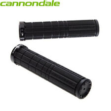 Cannondale D2 Single Lock-On MTB Grips - Black