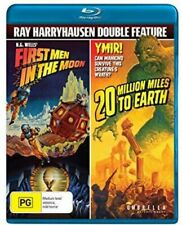 First Men in the Moon / 20 Million Miles to Earth [New Blu-ray] Austra