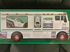 2018 HESS RV Edition Holiday Truck RV with ATV and Motorbike HESS TRUCK HESS NEW