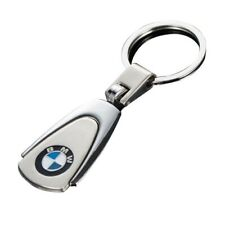 BMW KEYRING NEW STYLISH CHROME KEY CHAIN GIFT METAL 1 3 4 5 6 7 SERIES M SPORT
