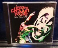 Insane Clown Posse - Fxck the World CD Single icp Violent J Shaggy 2 Dope rare