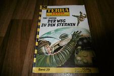 TERRA EXTRA # 29 -- der WEG zu den STERNEN  //  Curd Siodmak / ca 1960er Jahre