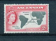 ASCENSION 1956 DEFINITIVES SG60 2d  MNH