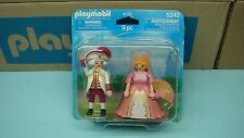 Playmobil 5242 Fairy Tales Duo Pack Lady and Nobleman series toy NEW 107