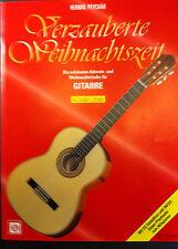 Verzauberte Weihnachtszeit  25 Weihnachtslieder für Gitarre  inc. Playback-CD