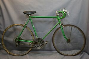 "1973 Schwinn Varsity Vintage Touring Road Bike 61cm XLarge 27"" Steel USA Charity"