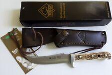 PUMA ORIGINALSKINNER STAG German Fixed Blade Hunting knife/knives- 116393-New IB