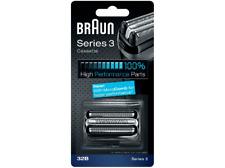 Recambio - Braun Combi Pack 32B, 1 cabezal, Compatible con afeitadoras Series 3