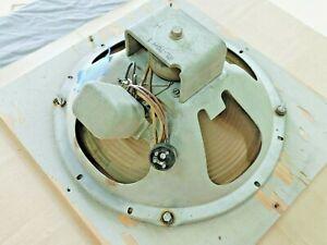 "Vintage 1930 ??? RCA RL-70H-1 ,Field Coil Speaker Tested 12"" Victorola"