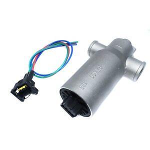 For BMW 325i 330Ci 330i 525i X3 X5 13411744713 Idle Control Valve & Plug Pigtail