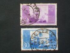 REPUBBLICA 1948 SERIE COSTITUZIONE  USATA