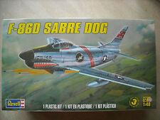 REVELL-1/48- #85-5868 F-86D SABRE DOG