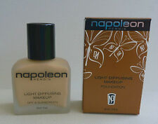 Napoleon Perdis Light Diffusing Makeup Foundation, Look 1, 30ml Brand New in Box