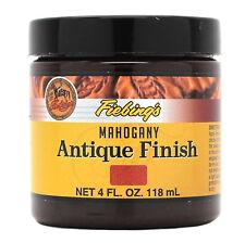Fiebing's Antique Finish Mahogany Paste 4 oz 21980-05 Leather Dye Stain