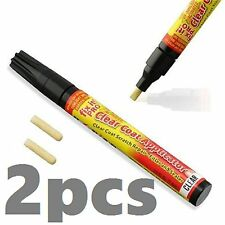 2PCS Fix It Pro Simoniz Car Scratch Repair Remover Pen Clear Coat Applicator