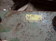 C17899 John Deere Plate?
