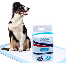 Disposable Pet and Puppy Training Pads - Large - 60 x 90 cm - Pack of 20 Sheets