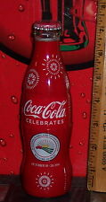 2016 39TH ANNUAL SUNBELT AGRICULTURAL EXPOSITION  8 OZ GLASS COCA COLA BOTTLE