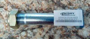 New Genuine OEM KIOTI 14124-25130-N Loader Pivot Pin  for KL2610, KL4020, KL5510