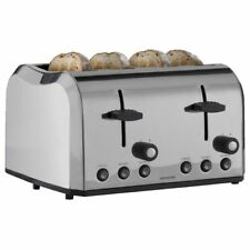 Heller Professional Stainless Steel Toaster 4 Slice