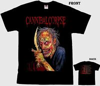 CANNIBAL CORPSE-  Kill- death metal band-Tshirt-sizes:S to 6XL