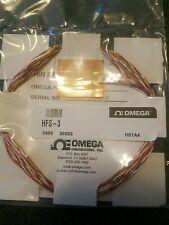 Omega Hfs 3 Thin Film Heat Flux Sensor