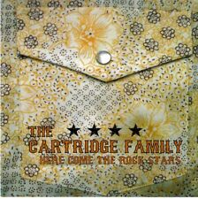 CARTRIDGE FAMILY - Here Come the Rock Stars (CD, 2005, Whiskey Jacket) Excellent