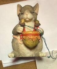 Charming Tails L'il Drummer Mouse 87/480 Dean Griff