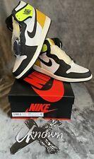 Nike Jordan 1 Volt Gold UK 10.5