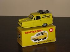 Only Fools and Horses Diecast Trotter 3 Wheel Van in Dinky Toys Style Box Code3