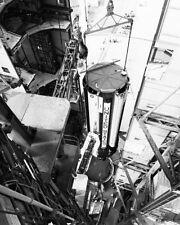 Nasa Apollo 7 Weltraumfahrzeug Konstruktion 11x14 Silber Halogen Fotodruck