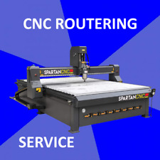 Servicio de corte de enrutamiento CNC, paneles Derby-compuesto, Firme, madera contrachapada, Acrílico, Mdf