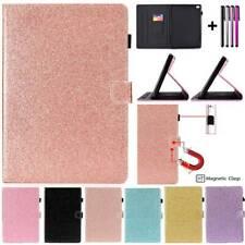 "Bling Glitter Stand Smart Case Cover Fr iPad Mini Air 9.7"" 10.2"" 5th 6th 7th Gen"