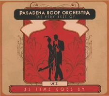 PASADENA ROOF ORCHESTRA THE VERY BEST OF - AS TIME GOES BY - 2 CD BOX SET