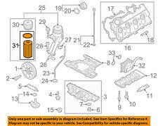 AUDI OEM 08-12 R8 Engine-Oil Filter 079198405E